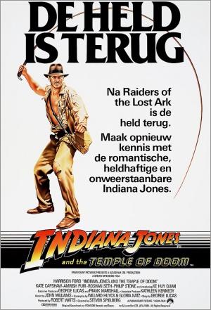 Indiana Jones and the Temple of Doom 816x1200