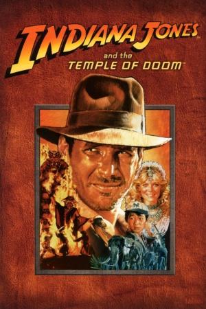 Indiana Jones and the Temple of Doom 1000x1500