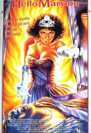 Hello Mary Lou: Prom Night II (1987) movie posters