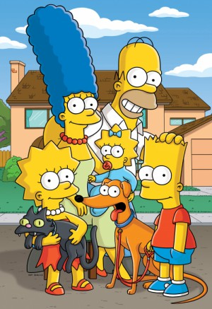 The Simpsons 2431x3543