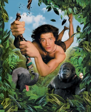 George of the Jungle 4866x6000