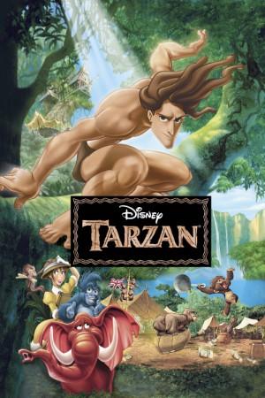 Tarzan 1400x2100