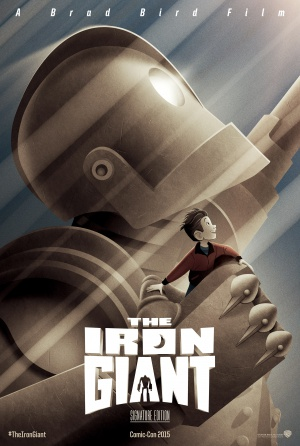 The Iron Giant 3365x5000