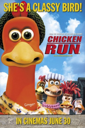 Chicken Run 503x755