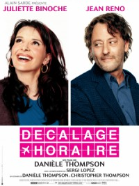 Décalage horaire poster