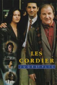 Les Cordier, juge et flic poster