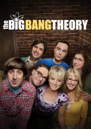 The Big Bang Theory 3543x5000