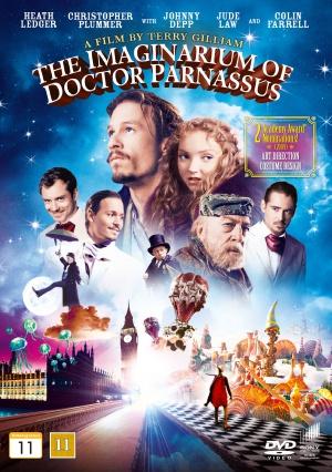 The Imaginarium of Doctor Parnassus 1530x2175