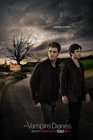 The Vampire Diaries 900x1350