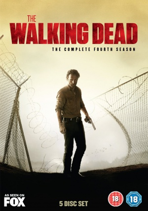 The Walking Dead 1053x1500