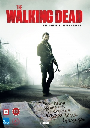 The Walking Dead 1530x2175