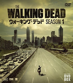 The Walking Dead 874x1000