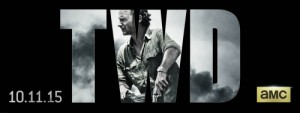 The Walking Dead 7200x2700