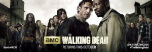 The Walking Dead 6900x2400