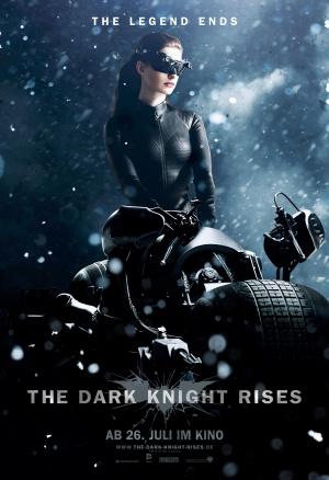 Batman: El caballero de la noche asciende 3428x5000