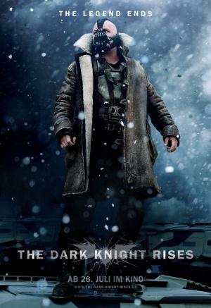 Batman: El caballero de la noche asciende 2058x3000