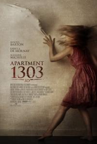 Apartment 1303 3D poster
