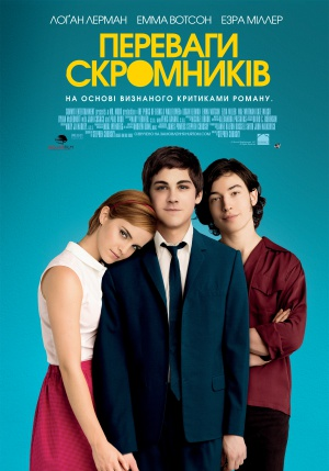 The Perks of Being a Wallflower 2100x3000
