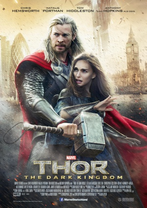 Thor: The Dark World 2481x3508