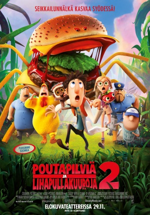 Cloudy with a Chance of Meatballs 2 3445x4921
