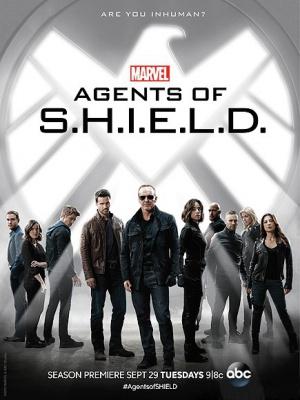 Agents of S.H.I.E.L.D. 435x580