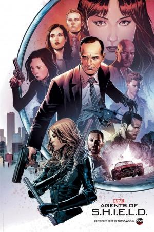 Agents of S.H.I.E.L.D. 1328x2000