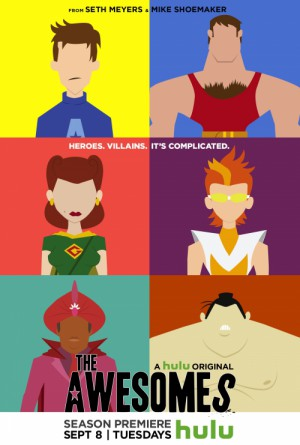 The Awesomes 2025x3000