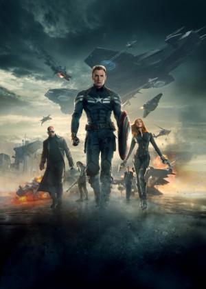 Captain America: The Winter Soldier 5362x7500