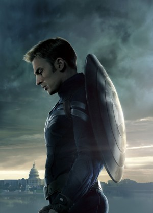 Captain America: The Winter Soldier 5394x7500