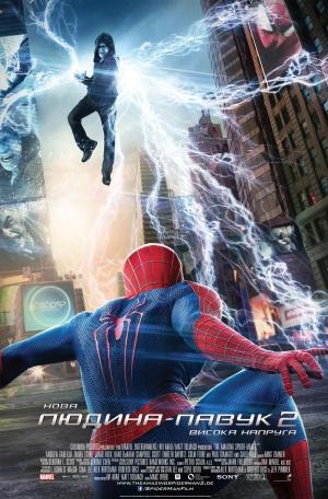 The Amazing Spider-Man 2 1700x2585