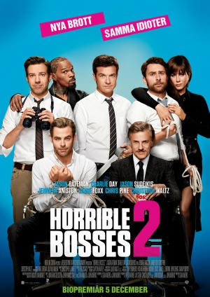 Horrible Bosses 2 2480x3508