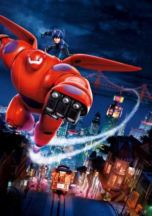 Big Hero 6 5295x7500