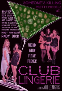 Club Lingerie poster