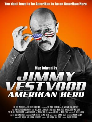 Jimmy Vestvood: Amerikan Hero 900x1200