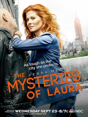 The Mysteries of Laura 571x762