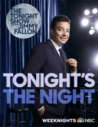 The Tonight Show Starring Jimmy Fallon poster