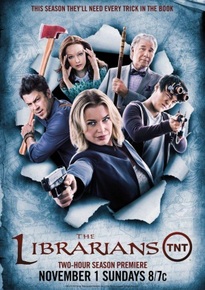 The Librarians 679x960