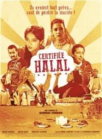 Certifiée Halal poster