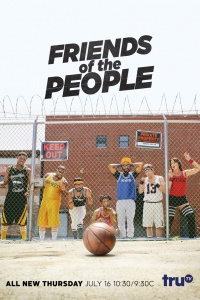 Friends of the People poster