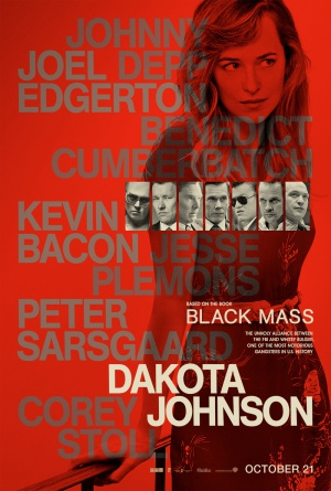 Black Mass: Špinavá hra 1000x1482