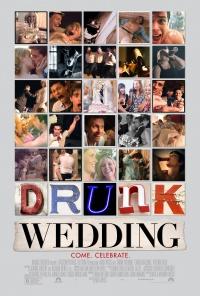 Drunk Wedding poster
