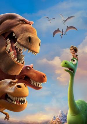 Добрий динозавр 675x964