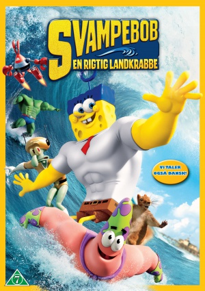 The SpongeBob Movie: Sponge Out of Water 3070x4350