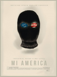 Mi America poster