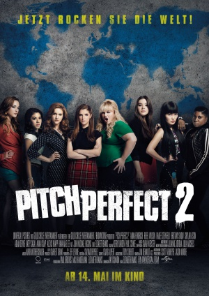 Pitch Perfect 2 2480x3508