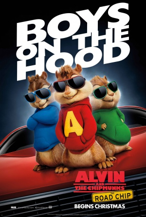 Alvin and the Chipmunks: The Road Chip 2024x3000