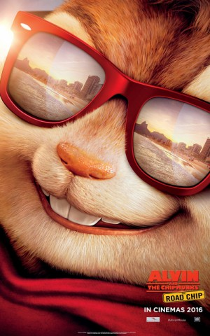 Alvin and the Chipmunks: The Road Chip 1476x2362