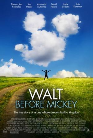 Walt Before Mickey 509x755
