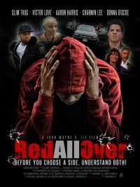 Red All Over poster