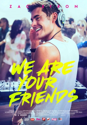 We Are Your Friends 3500x5000